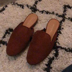 Cute mules from American Eagle